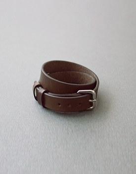 Fran leather bracelet