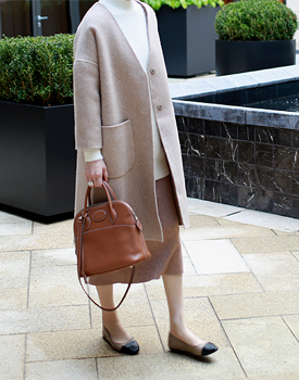 Pragmatic bag - camel