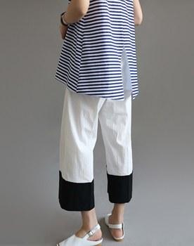 MER color combination Pants