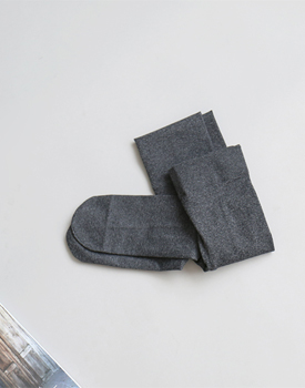 Compression stocking - bokashi charcoal
