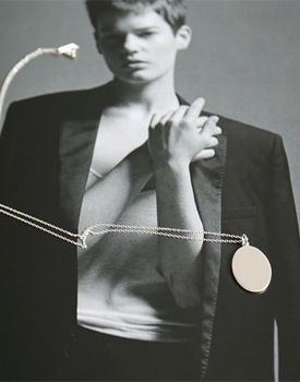 Ever Silver Necklace