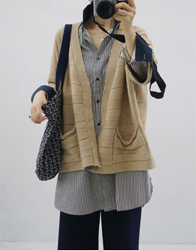 KORS knit cardigan - 2c