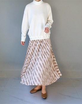 Lauren Pleats Skirt