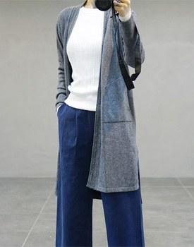Furie shawl cardigan - 2c