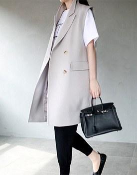 Kerz double vest