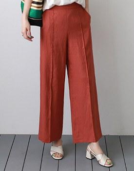 Colette linen pants - 2c