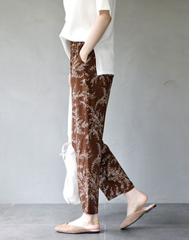 Ginger baggy pants - 2c