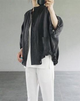 Selection linen jumper - 2c