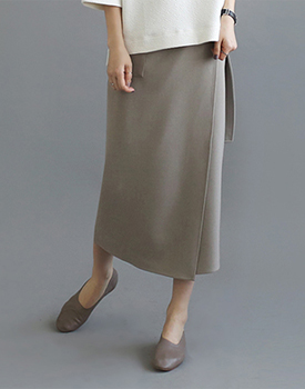 Ness wrap skirt - 2c