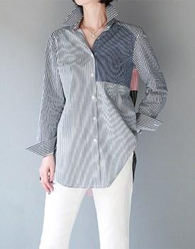 Hj stripe shirt