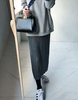Charlotte Wrinkles Skirt - 2c