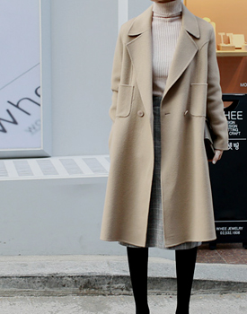 INES handmade coat - 2 colors