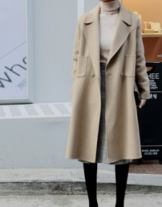INES handmade coat - 2 colors