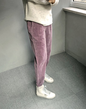 Awesome corduroy Pants - 3c