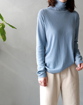 Jane Cash turtleneck - 4c