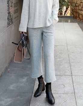 Very wool Pants - 3c