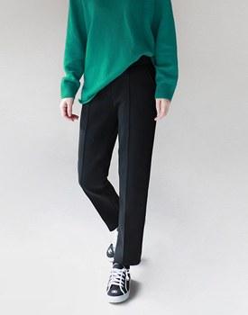 Neo pintuck Banding Pants - 2c