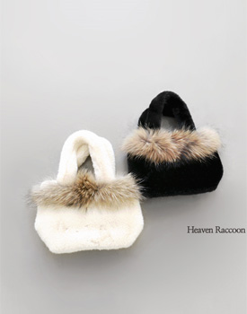 Heaven Raccoon BAG - 2c