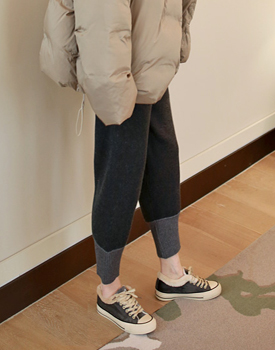 Delma knit jogger pants - 3c