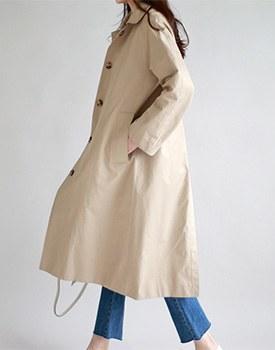Bur trench coat