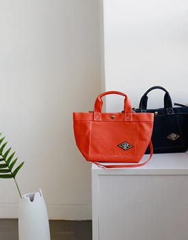 tote & cross bag - 2c