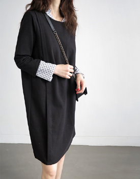 Merci Cocoon Dress - 2c