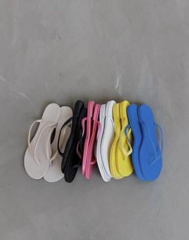 Candy flip flops - 6c