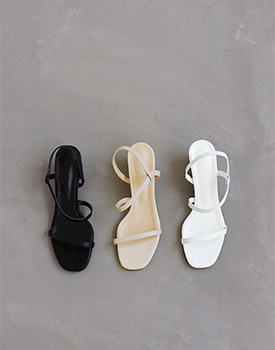 Cross Sandal - 3c