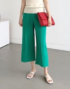 Loha pin tuck pants - 2c