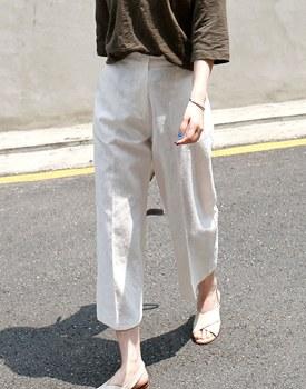 Melo linen pants - 3c