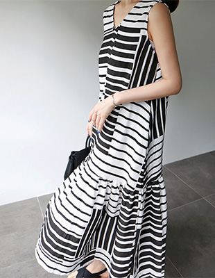 Eaton Line Dress - 2c