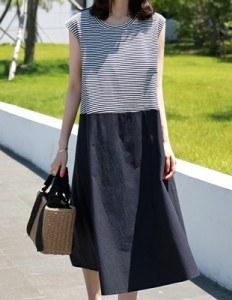 Amp Long Dress - 2c