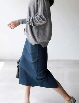 [FW 5折] Miu Slim Skirt-3c