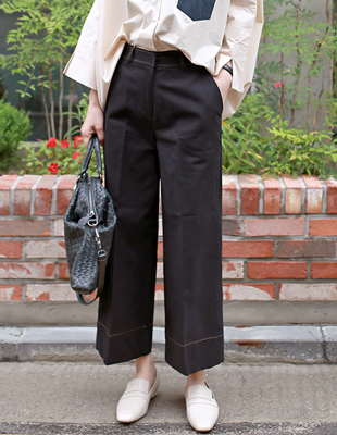 Origin Stitch Pants - 2c