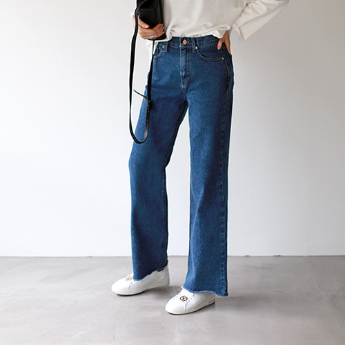 During Wide Jeans - 2c