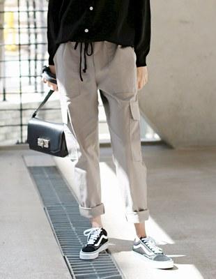 Style Cargo Pants - 2c