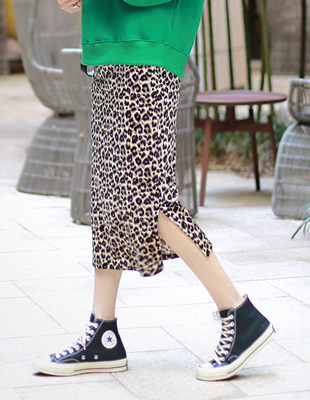 Leo velvet skirt - 2c
