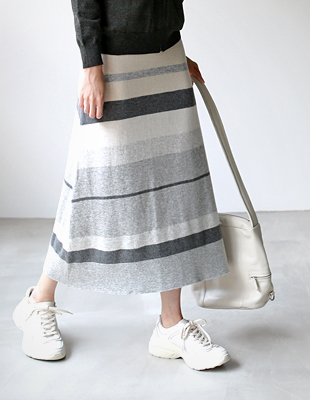 Reason ST knit skirt - 2c