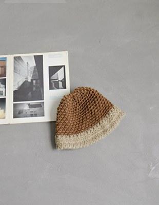 Gongbli knit hat - 4c