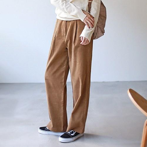 Tray corduroy pants - 2c