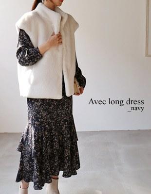 Abek Long Dress - 2c