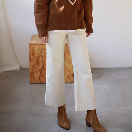 Winter 9 wide pants - 2c