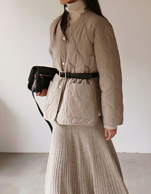 Saint Quilted Jacket - 3c