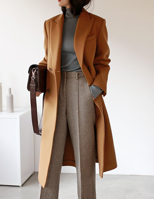 Friendly wool coat - 2c
