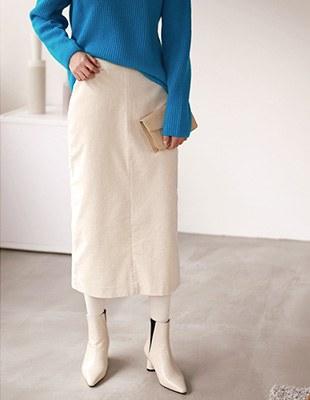 Minster corduroy skirt - 3c