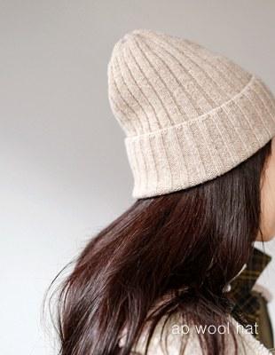 ap wool hat - 3c