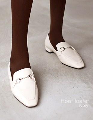 Hoop loafers - 3c