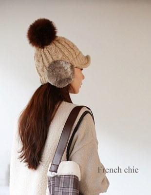 some earmuffs hat - 2c