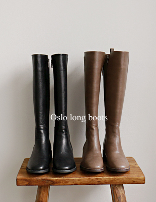 Oslo Long Boots - 2c