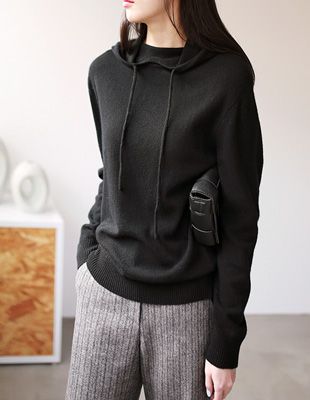 Melline Hooded Knit - 4c
